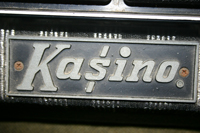 Kasino Natural Bass Amp